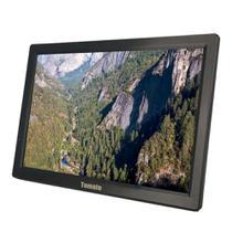 Tv Digital Portátil Led Monitor HD 14 Polegadas USB Sd Vga Mtm-1410 -