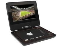 """TV Digital Portátil Tela 7"""" com DVD Player  - Entrada USB"""