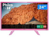 "TV HD D-LED 24"" Philco PTV24C10DR 2 HDMI - 2 HDMI 1 USB"