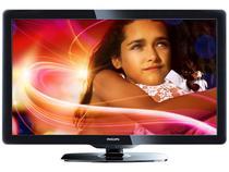TV LCD 32 Polegadas Full HD 1080p 120Hz 3 HDMI - Conversor Digital Integrado 32PFL4606D - Philips