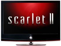 TV LCD 32 Polegadas Full HD 1080p 120Hz 3 HDMI - Conversor Integrado 32LH70YD Scarlet II - LG