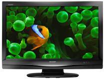 TV LCD 32 polegadas HDTV 1366x768 2 HDMI - Sharp Aquos LC-32R24B