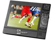 TV LCD Digital Portátil 3,5 Polegadas Corinthians  - TS 1.1 Pocket TV - TeleSystem