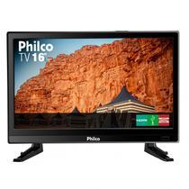 TV LED 16 Polegadas HD PTV16S86D Philco -