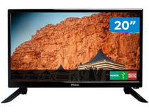 "TV LED 20"" Philco PH20N91D Conversor Digital - 1 HDMI 1 USB"