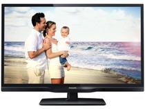 "TV LED 23"" Philips 23PHG4109/78 HDTV - Conversor Integrado 2 HDMI 1 USB"