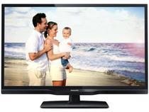 "TV LED 23"" Philips 23PHG4109/78 HDTV - Conversor Integrado 2 HDMI 1 USB"