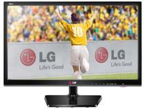 "TV LED 24"" LG MN33D HDTV - Conversor Integrado 1 HDMI 1 USB"
