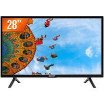 """TV LED 28"""" HD Semp TCL L28D2900 HDMI USB e Conversor Digital - Semp toshiba"""