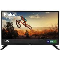 "TV LED 28"" Philco PH28D27D HD, Conversor Digital, HDMI, USB -"