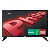 TV LED 28 Polegadas Philco HD HDMI USB - 099283012 -