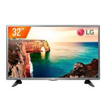 "Tv Led 32"" Hd Lg 32lt330hbsb 2 Hdmi 1 Usb Pro Conversor Digital - Bivolt -"