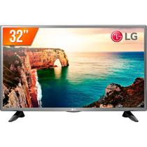 "TV LED 32"" HD LG 32LT330HBSB 2 HDMI 1 USB PRO Conversor Digital -"
