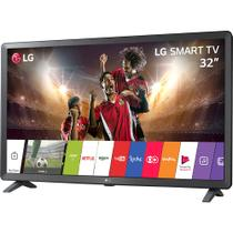 Tv led 32 lg 32lk615b smart tv com conversor digital 2 hdmi