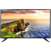 """TV LED 32"""" LG 32LV300C HD com Conversor Digital Integrado 1 USB 1 HDMI Modo Hotel - Preto -"""