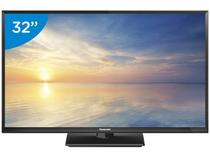 "TV LED 32"" Panasonic TC-32F400B - Conversor Digital 2 HDMI 1 USB"