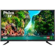 "TV LED 32"" Philco HD Conversor Digital HDMI USBb -"