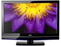 TV LED 32 Polegadas Full HD 1080p 120Hz 3 HDMI - Conversor Digital Integrado LE32H057D - AOC