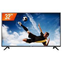 TV LED 32 Polegadas LG HD 1 HDMI 1 USB Conversor Digital LW300C -