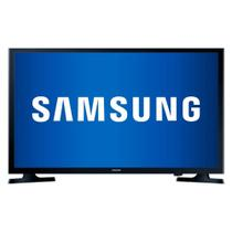 TV LED 32 Polegadas Samsung UN32J4000AGXZD HD 2 HDMI 1 USB 120hz