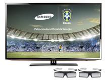"""TV LED 3D 32"""" Samsung UN32FH5030GXZD Full HD - Conversor Integrado DTV 1 HDMI 1 USB 2 Óculos"""