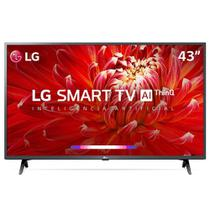 "TV LED 43"" LG 43LM6300 TQAI FHD, Smart TV, HDR Ativo , WebOS 4.5, LG ThinQ AI, Processador Quad Core. -"