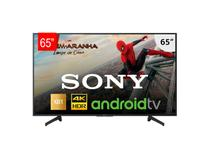 TV LED 4K Sony 65