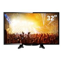 Tv Led AOC 32 polegadas HDMI USB Conversor Integrado LE32H146120 -