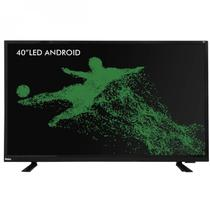 TV LED Full HD 40 Polegadas com Android Philco Wi-Fi e Aptoide PH40E60DSGWA Bivolt Preto
