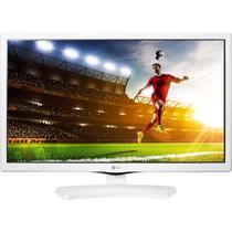 "TV LED LG 23.6"" 24MT49DF-WS, DTV, HDMI, USB, AV, Função PIP - Branco -"
