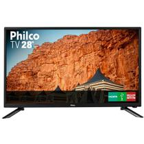 TV Led Philco 28 Polegadas Conversor TV Digital Integrado PH28D27D
