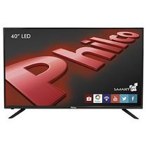 "TV Led Smart 40"" PH40U21DSGW Full HD Philco"