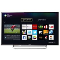 "TV LED Smart 40"" Sony 40W605B / Full HD / Wi-fi / 4 HDMI / 2 USB / 240hz -"