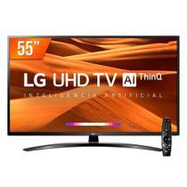 TV LG 55'' Led 55UM761C UHD/HDMI/USB/Thinq AI -