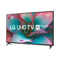 TV LG LED 50 Polegadas 50UN7310PSC SMART 4K -