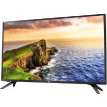 TV LG LED HD 32 Pol 32LV300 Conversor Digital Integrado 1 USB 1 HDMI Modo Hotel - Preto -