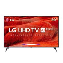 Tv LG Smart 50 Polegadas Ai Thinq 50um751c0sb UHD 4K
