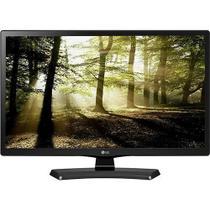"TV Monitor LED LG 23,6"" HD, USB, HDMI - 24MT48DF - Lg Eletronics"