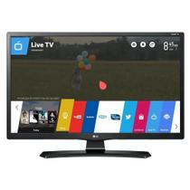 Tv Monitor Lg 28P Smart Wifi Led Hd Hdmi Usb - 28Mt49S-Ps
