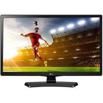 TV Monitor LG LED, Conversor Digital, HDMI, USB, VGA, RCA 20MT49DF-PS - LG -