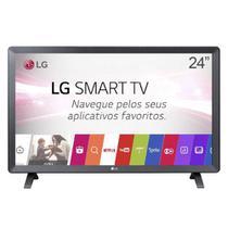 """Tv/monitor smart 23.6"""" led hd 24tl520s  lg -"""