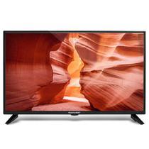 "Tv multilaser 24"" led hd 2x hdmi usb s/conversor digital - tl021 -"