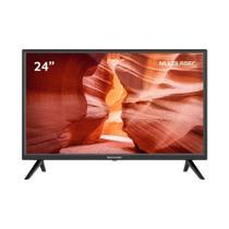 TV Multilaser 24 LED HD HDMI USB AV DNR TL037 -
