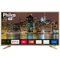 "TV Philco 40"" LED PTV40E60SNC -"