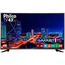 "TV Philco 43"" PTV43F61DSWNT 4K LED -"