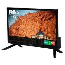TV Philco Led 20 Polegadas PH20N91D HD com Conversor Digital
