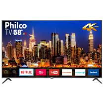 TV Philco Smart 4K Led 58
