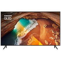 "TV QLED Samsung 49"" 49Q60R UHD 4K Smart, Tela de Pontos Quânticos, HDR 500, Modo Ambiente, HDMI, USB -"