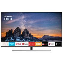 """TV QLED Samsung 65"""" 65Q80R UHD 4K Smart, Tela de Pontos Quânticos, HDR 1500, Direct Full Array 8x, Única Conexão -"""