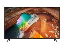 "TV QLED Samsung 82"" 82Q60R UHD 4K Smart, Tela de Pontos Quânticos, HDR 500, Modo Ambiente, HDMI, USB -"